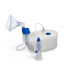 Omron C102 Total ninaloputajaga inhalaator 2in1